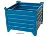 CORRUGATED BULK STEEL CONTAINERS